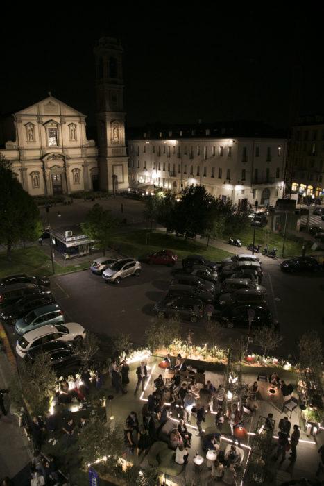Concerto Campestre – Fuorisalone Milano 2018
